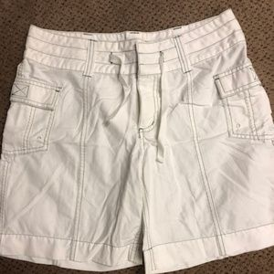 Athleta Shorts White